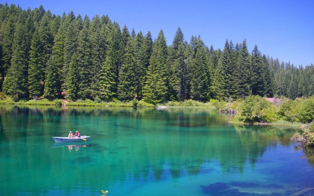 Clear Lakes in Oregon