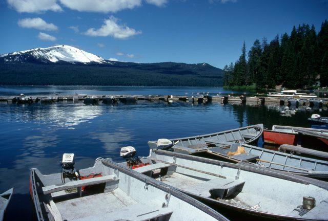 Diamond Lakes in Oregon