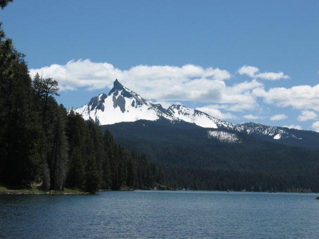 Diamond Lakes in Southern Oregon