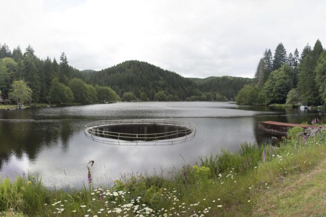 Fishhawk Lakes in Oregon