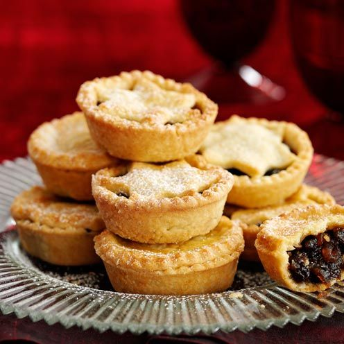 Mince Pie British Holiday Dessert