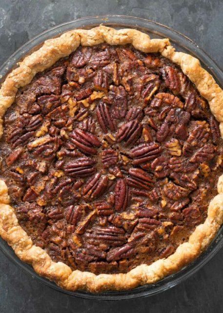 Pecan Pie Popular American Dessert