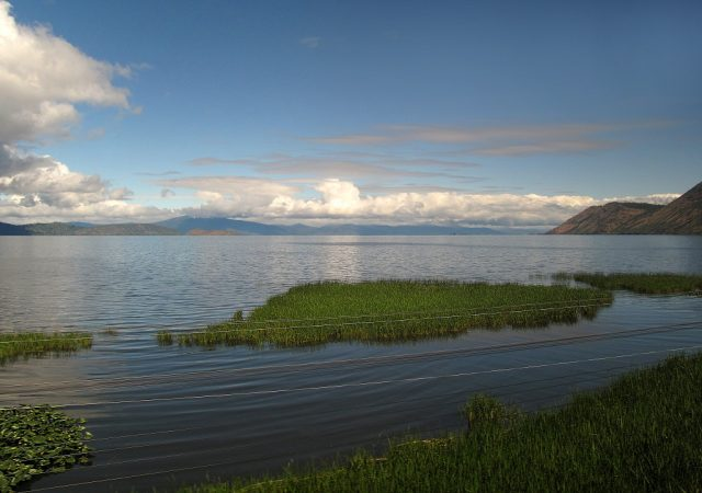 Upper Klamath Lakes in Oregon