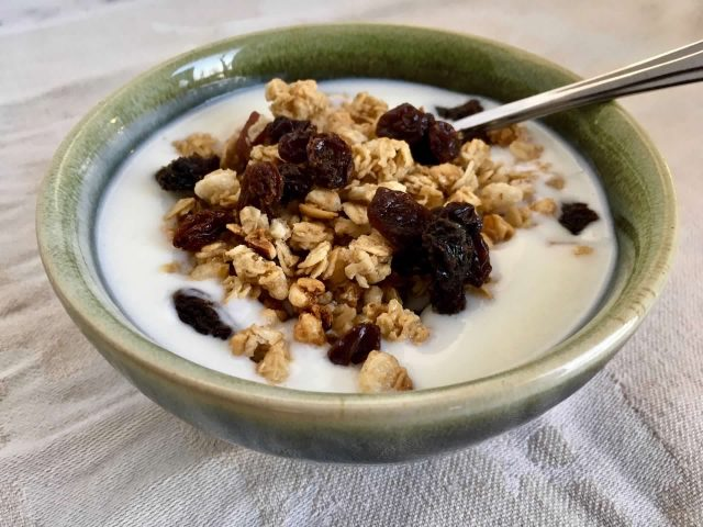 Filmjolk Swedish Breakfast Food