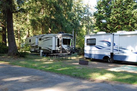 Fort Stevens State Park Camping in Oregon