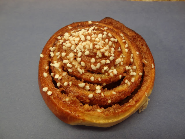 Kanelbulle Best Swedish Food