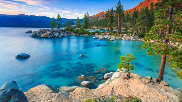 Lake Tahoe Best Place to Camp in Northern California
