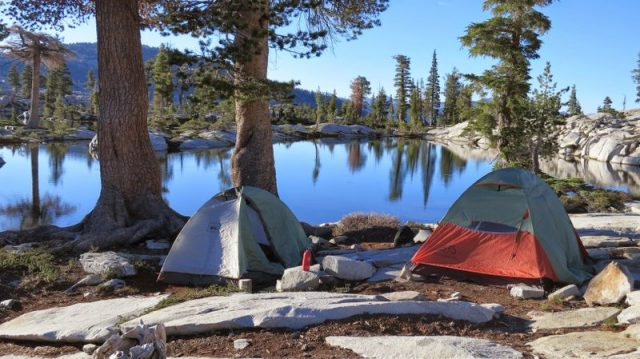 Lake Tahoe Best Places Camping Spot in Northern California