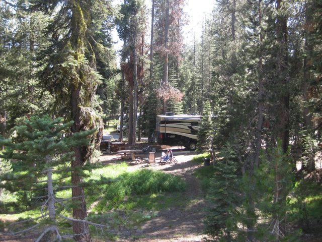 Lassen Volcanic National Park Best Camping in Northern California