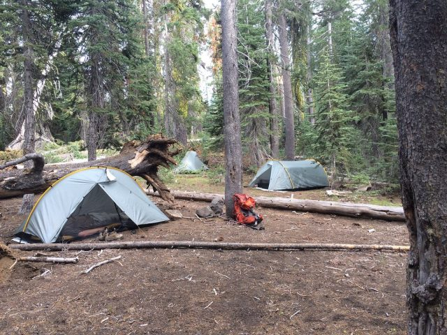 Lassen Volcanic National Park Places to Camp in Northern California