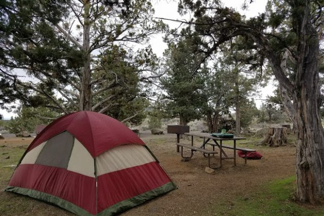 Lava Beds National Park Best Camping in Northern California