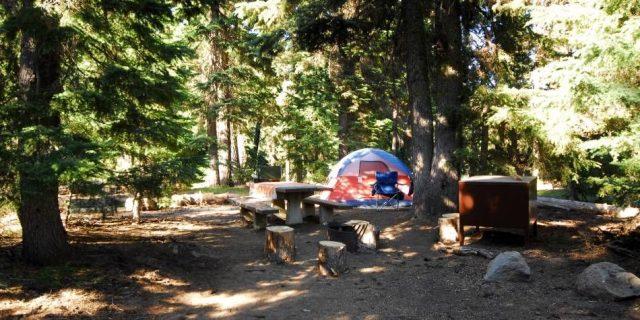 Mazama Village Campground Camping in Oregon