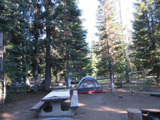 Mazama Village Campground in Oregon