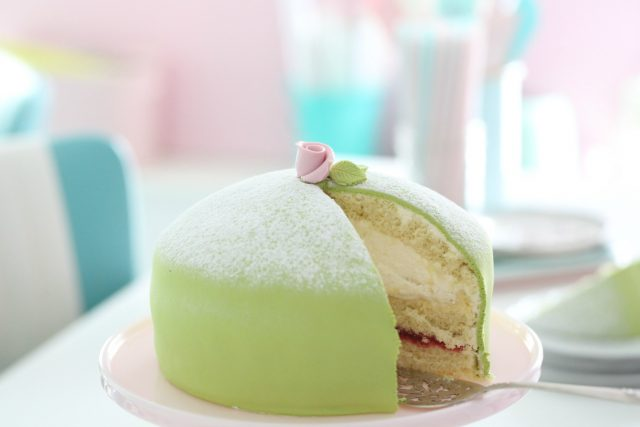 Princess Cake An Authentic Swedish Food