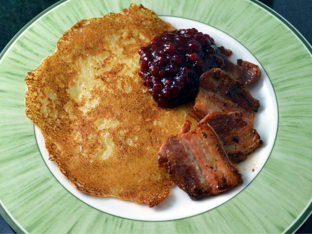 Raggmunk Popular Swedish Food
