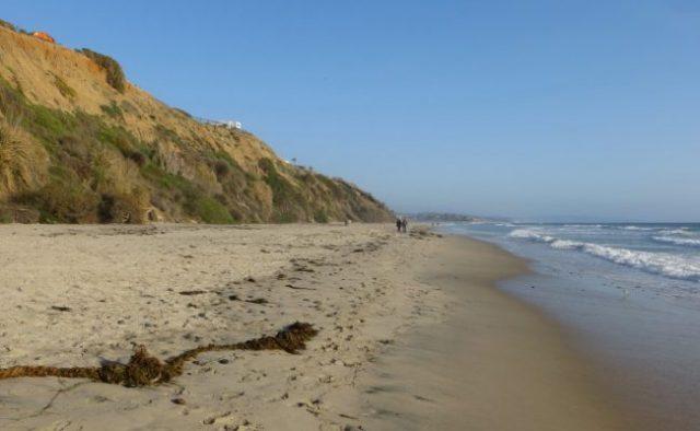 San Elijo State Beach Camping in San Diego
