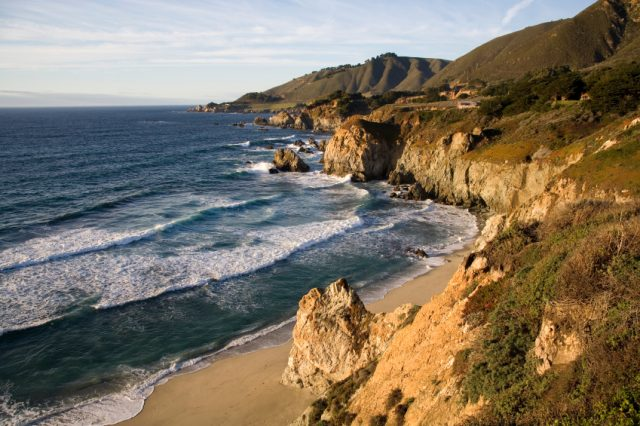 San Onofre Beach Tent and RV Camping San Diego