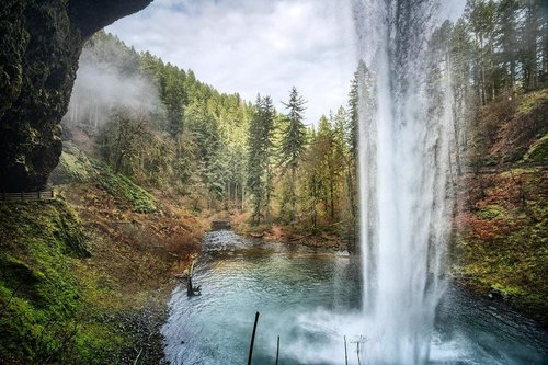Silver Falls State Park Camping in Oregon