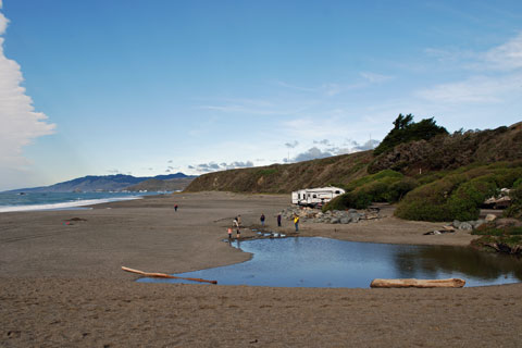 Sonoma Coast State Park Best Camping in Northern California