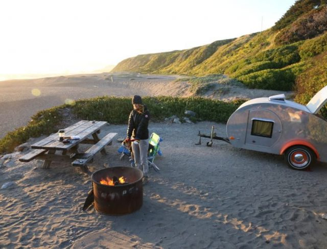 Sonoma Coast State Park Places to Camp in Northern California