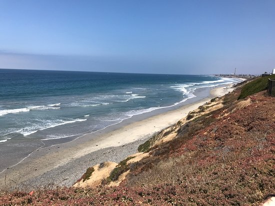 South Carlsbad Beaches to Camp in on San Diego