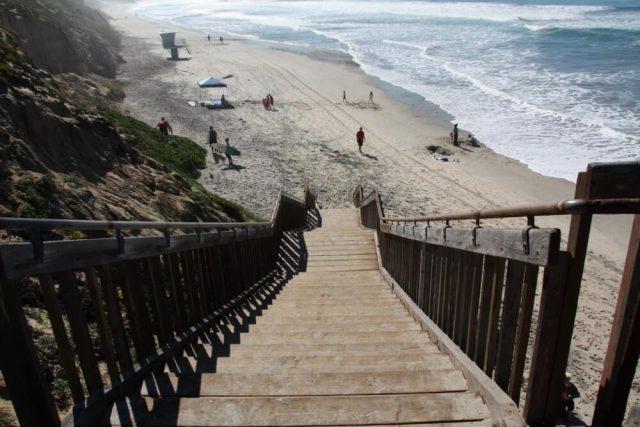 South Carlsbad Best Beach Camping in San Diego