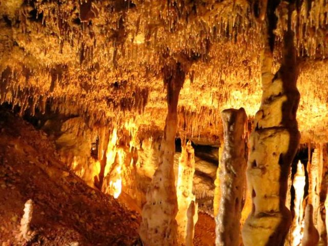 Blanchard Springs Caverns in Arkansas to Visit