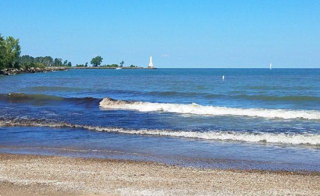 Beaches in Ohio