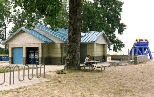 East Harbor State Park Ohio Beach