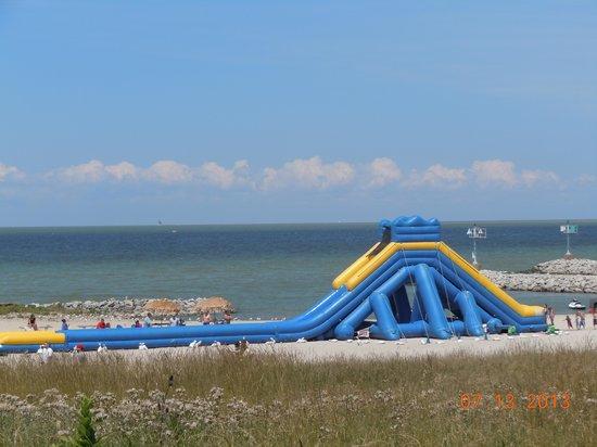Maumee Bay Beach Toledo Ohio