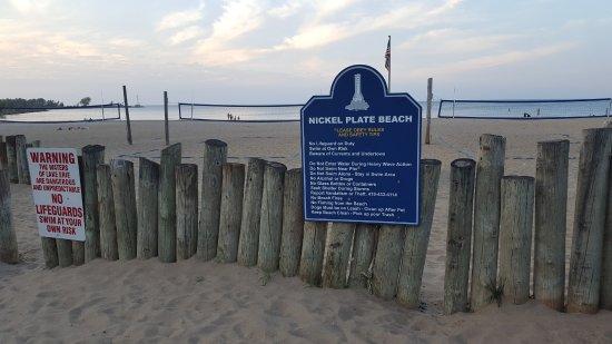 Nickel Plate Beach Huron