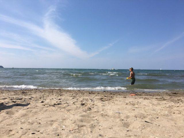 Perkins Beach Ohio