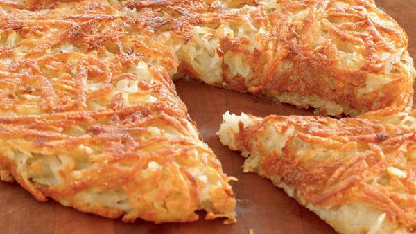 Rosti Switzerland Traditional Food