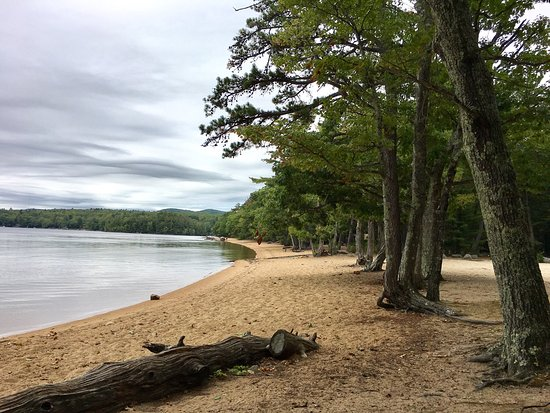 Sebago Lake State Park Camping Places in Maine