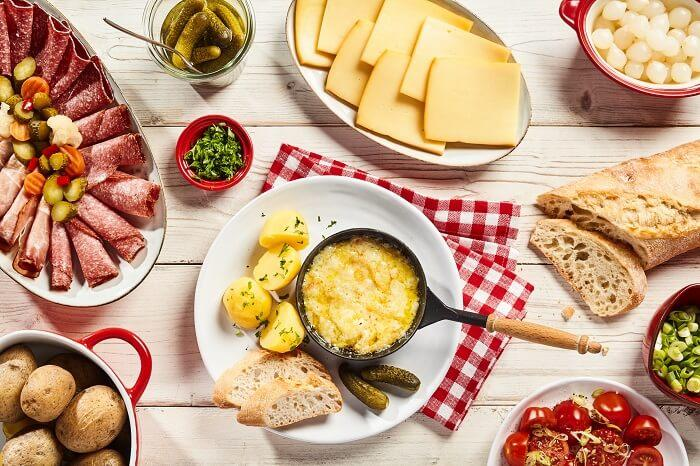 Switzerland Food
