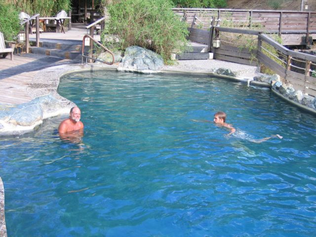 Wilbur Hot Springs California