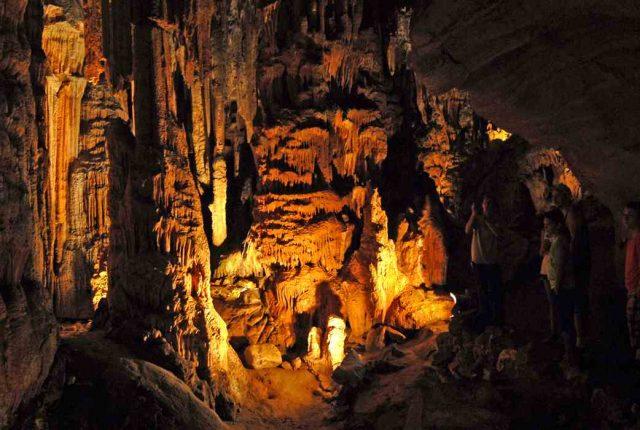 Bristol Caverns Best in Tennessee