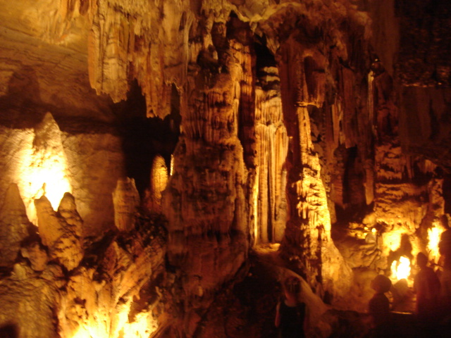 Bristol Caverns in Tennessee