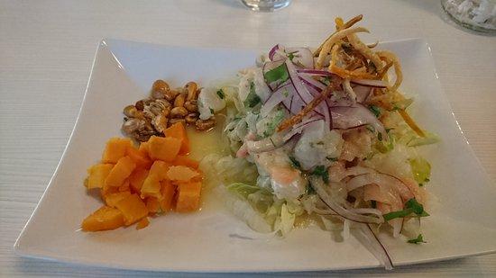 Ceviche Best Peruvian Food