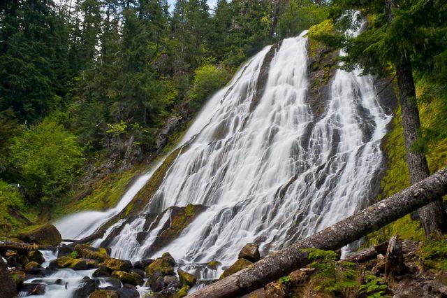 Diamond Creek Hidden Waterfall