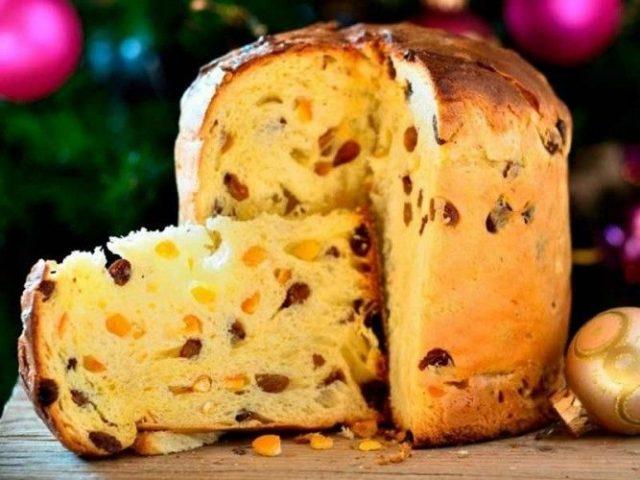 Paneton Peruvian Christmas Food