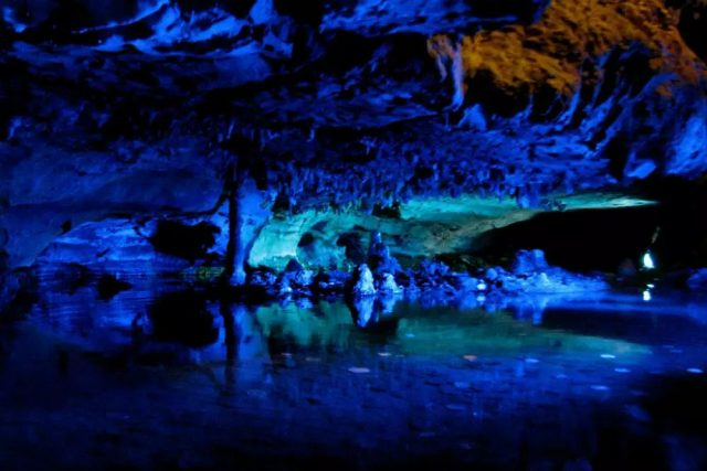Ruby Falls Caves to Visit in Tennessee