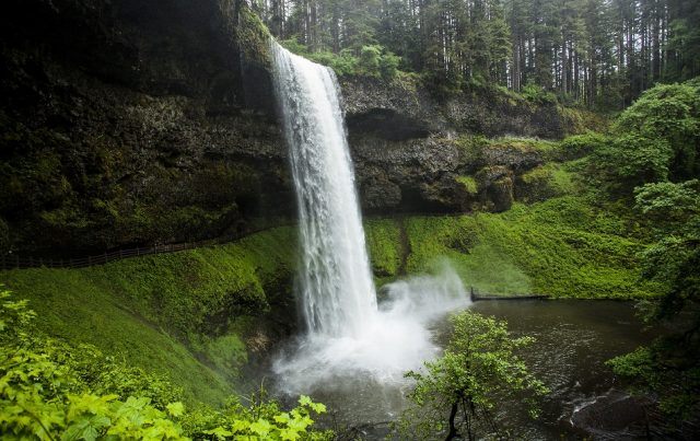 South Falls in Southern Oregon