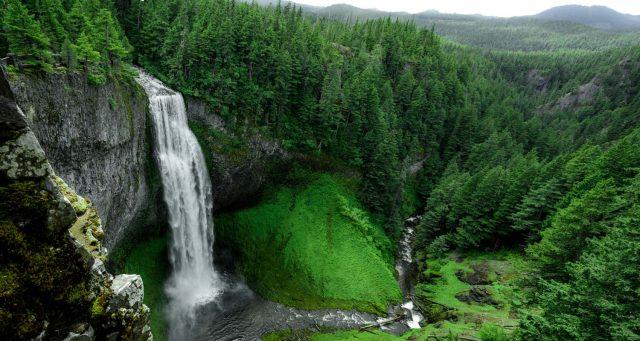 Waterfalls in Oregon