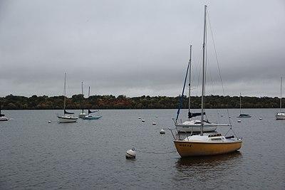 Lake Harriet in Northern Minnesota