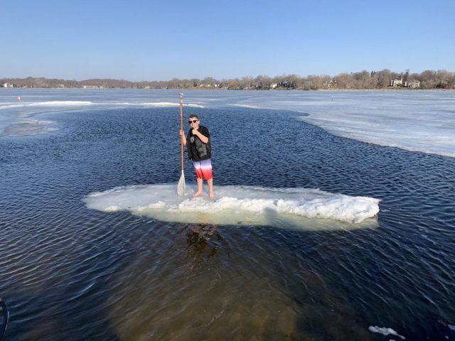 Lake Minnetonka in Southern Minnesota