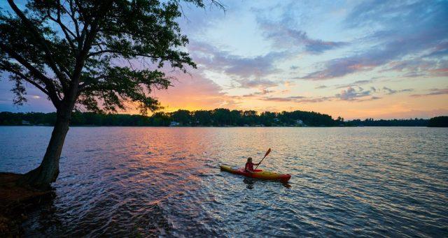 Lake Murray in South Carolina