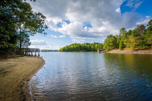 Lake Wylie in South Carolina