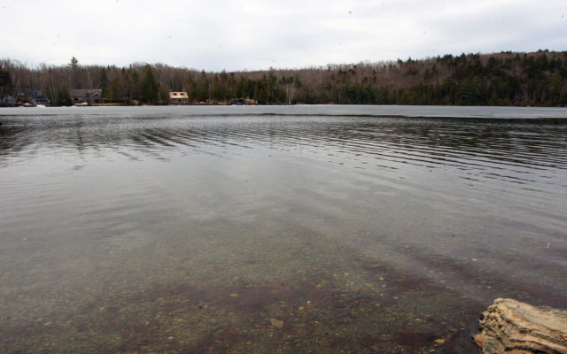 Nickerson Lake in Northern Maine