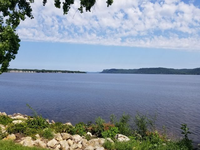 Pepin Lake in Northern Minnesota